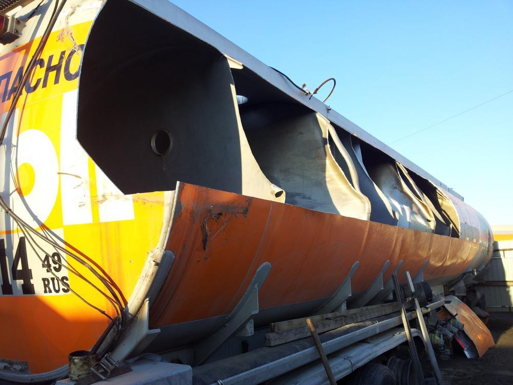 Капитальный ремонт цистерн от НордТанк