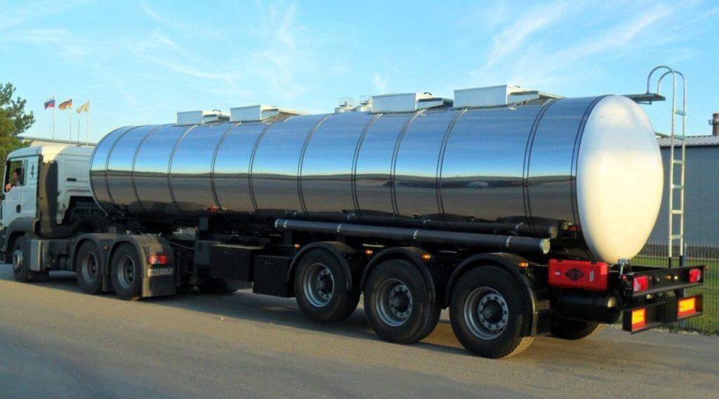 Автоцистерны для перевозки масла
